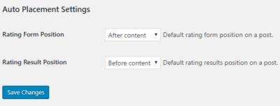 Cara Membuat Rating Pada Artikel WordPress - Jadidewa.com