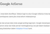 Pengalaman Verifikasi Pembayaran Google Adsense - Jadidewa.com